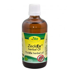 cdVet Olej ZeckEx Herbal