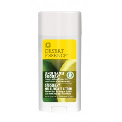 Deodorant Lemon Tea Tree